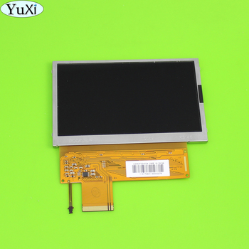 цена на YuXi LCD Display Screen Replacement for Sony for PSP 1000 Repair Part Replace the damaged LCD screen For PSP1000