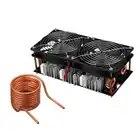 12 48V 2500W ZVS Durable carte PCB haute fréquence professionnel électronique Induction chauffage Flyback pilote bricolage bobine de bois - 6