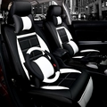 Auto Car seat Cover for peugeot 301 306 307 308 405 406 407 408 of 2018 2017 2016 2015