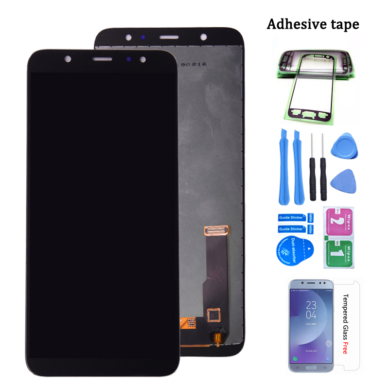 AAA For <font><b>Samsung</b></font> <font><b>Galaxy</b></font> <font><b>A6</b></font> Plus 2018 A605 LCD <font><b>display</b></font> Touch Screen Digitizer Assembly For <font><b>Samsung</b></font> <font><b>A6</b></font>+ A605 A605fd lcd Screen image