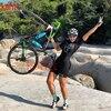 2020 nova equipe pro triathlon traje feminino preto camisa de ciclismo skinsuit macacão maillot ciclismo roupas conjunto 1