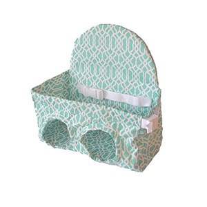 Image 5 - Carrito de compras para bebé, hamaca portátil, asiento de carrito de tirón, carrito de compras de supermercado, asiento de seguridad para bebé