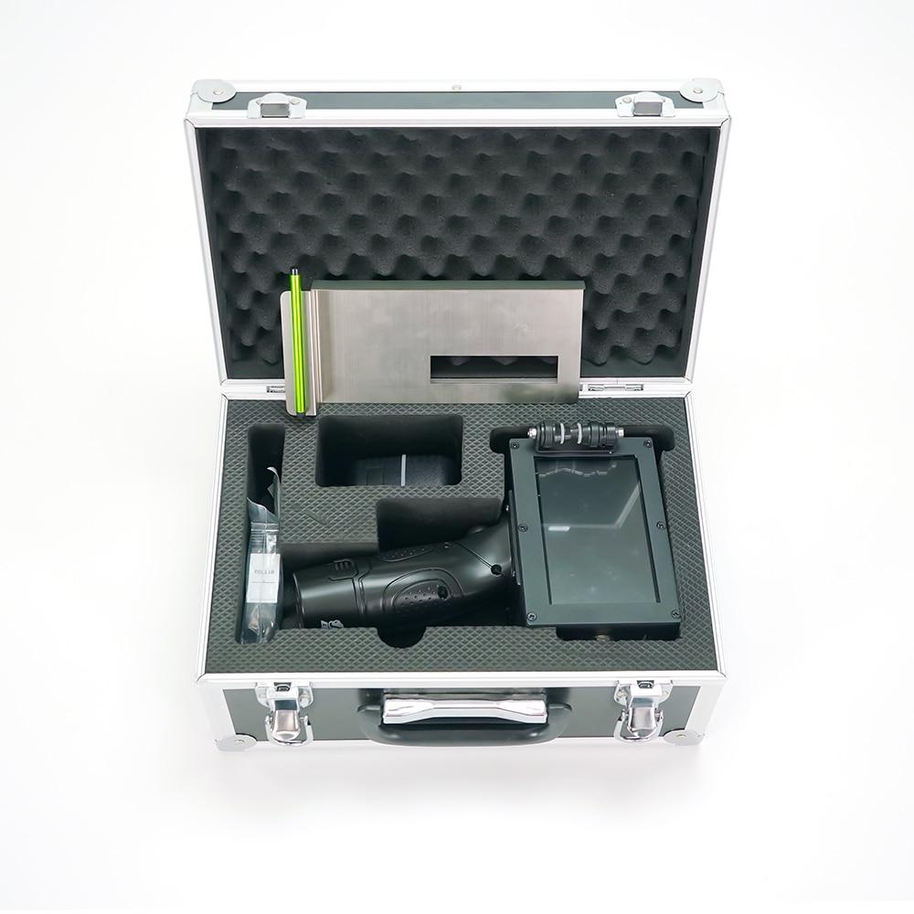 Портативный струйный принтер faith 15 языков 127/254 мм высота