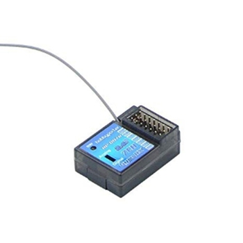 Hobbyporter H p-007 7Ch.2.4Ghz Radio, Integrated Gyro