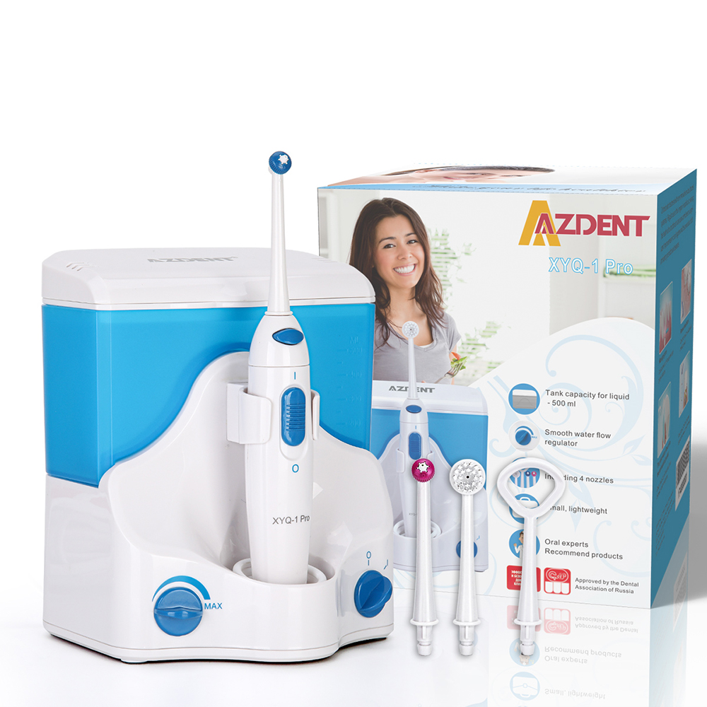 стационарный ирригатор для полости рта azdent xyq-1 pro