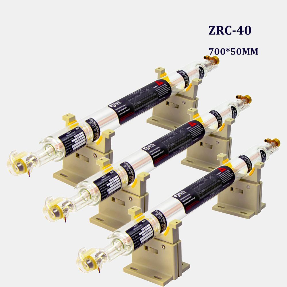 Купить с кэшбэком Laser Tube 700Mm Co2 Laser Tube Factory Price  40W 50W  Co2 Laser Tube Zurong