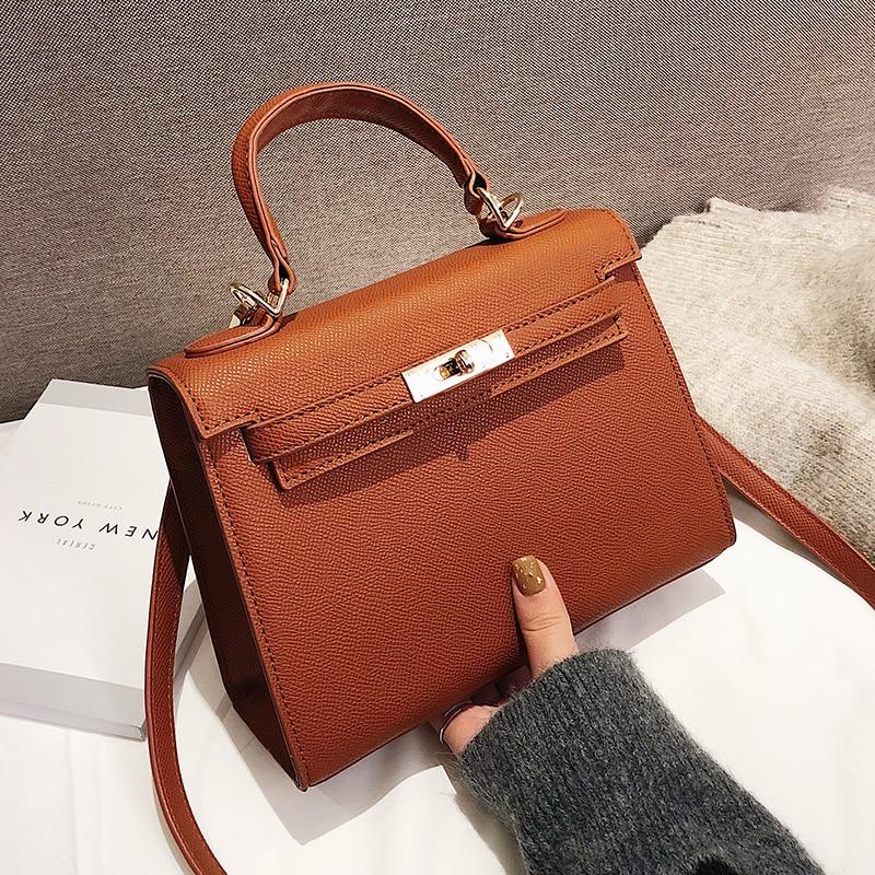 2019 New Luxury Platinum Women's Simple Fashion Bag Bags Handbags Women Famous Brands   Womens Bags Handbags Luis Vuiton Gg Bag