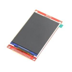 Image 3 - 3.5 אינץ 480x320 הסידורי SPI TFT LCD מודול תצוגת מסך ללא לחץ לוח נהג IC ILI9488 עבור MCU