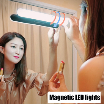 Detachable Vanity LED Lamp with Magnetic Vanity Lights