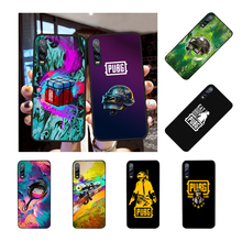 NBDRUICAI PUBG Airdrop 98K TPU Soft Silicone Phone Case for Huawei P9 10 lite P20 pro lite P30 pro lite Psmart mate 20 pro lite(China)