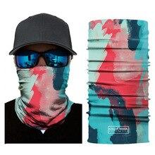 Scarf Ring-Scarves Headband Gaiter Tubular Bicycle Magic-Bandana Face Thin Neck Summer