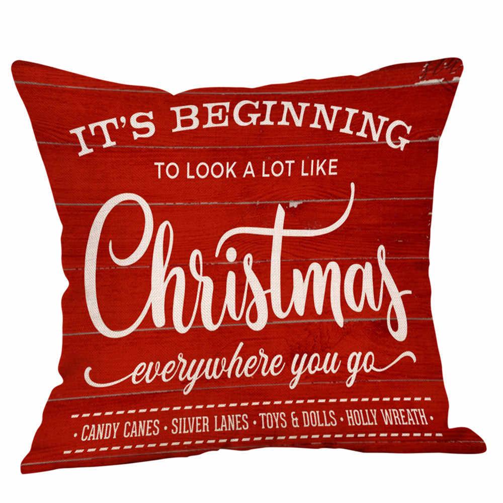 2019 عيد الميلاد الحلي هدية عيد ميلاد سعيد الديكور للمنزل الغزلان سانتا كلوز كيس وسادة عيد الميلاد نافيداد سعيد السنة الجديدة 2020