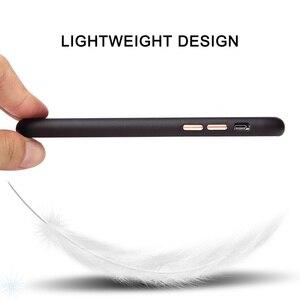 Image 4 - حافظة هاتف جلدية بتصميم رسمي لهواتف أبل آيفون 11 برو ماكس 2019 جديد XS XR X 8 7 6 6S Plus 11pro Xsmax