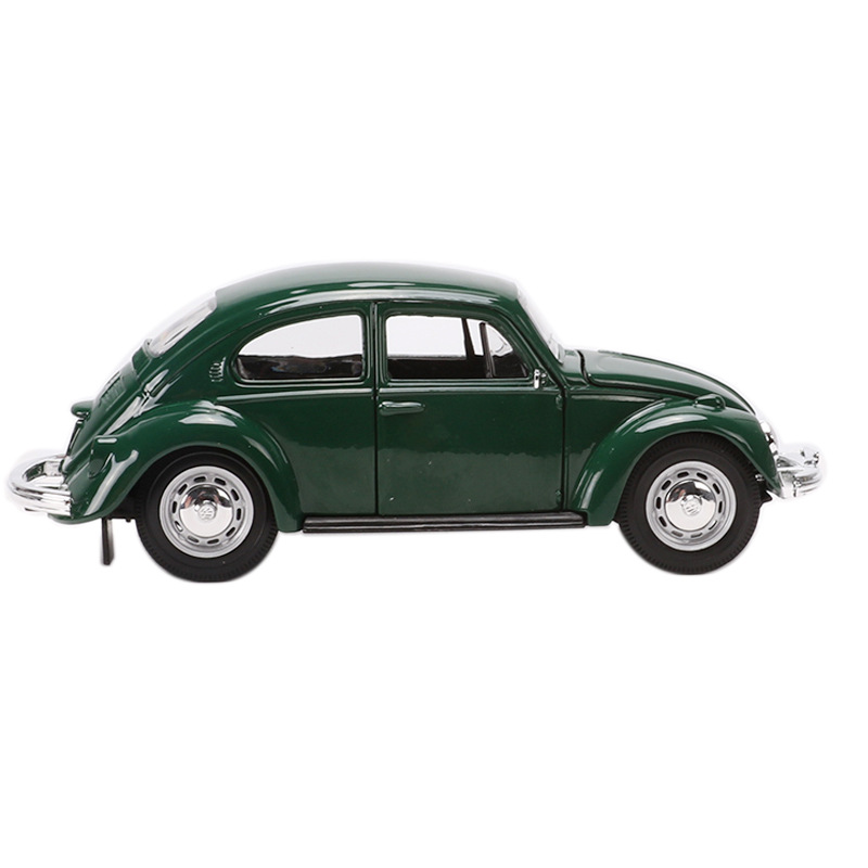 Maisto 1: 24 Volkswagen Beetle Alloy Car Model Retro Vintage Car Toy Gift Decoration