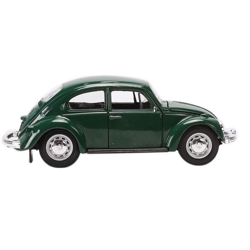 Maisto 1: 24 Volkswagen Beetle Legierung Auto Modell Retro Vintage Auto Spielzeug Geschenk Dekoration-in RC-Autos aus Spielzeug und Hobbys bei title=