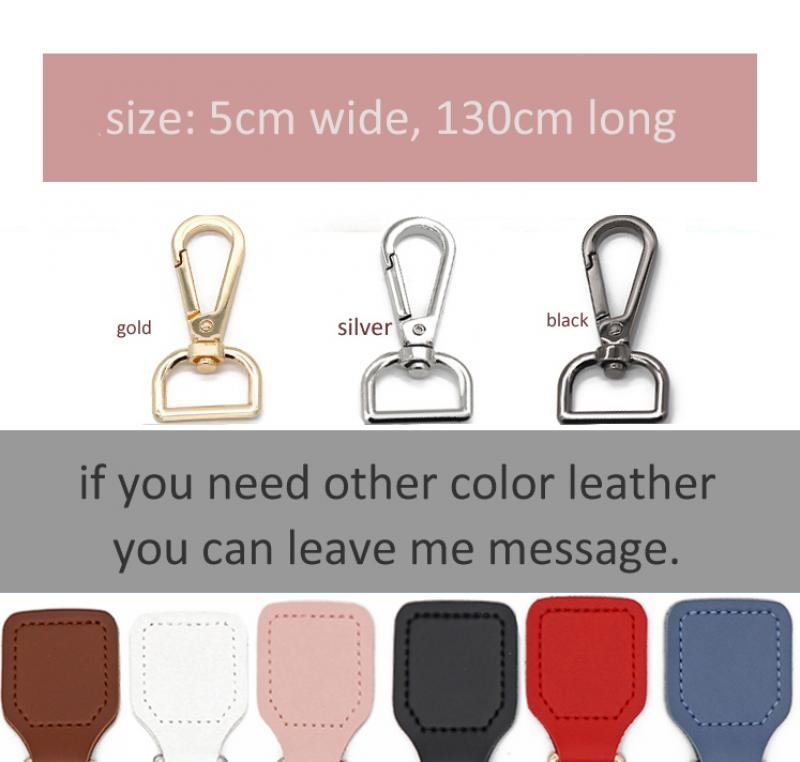 Rainbow Cartoon Print Bag Strap Adjustable Wide Handbag Belt Replacement Long Shoulder Bag Straps Nylon accessories for bags New
