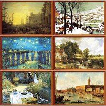 100x70 cm Jigsaw Puzzle 2000 Pieces Landscape Assembling Picture Puzzle For Adults Educational Toys Puzzles Pare Adultos
