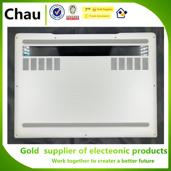 Chau New For Dell G5 5590 G5 5590 D Cover Bottom Case Cover White 64Y70 064Y70