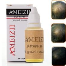 AMEIZII zencefil saç büyüme Anti saç dökülmesi sıvı 20ml yoğun saç hızlı şemse Andrea saç büyüme büyümek alopesi