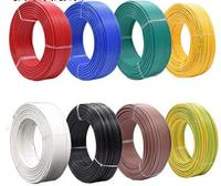 265m 8 Color 30AWG Jump Wire Wrapping Tinned Copper Solid PVC insulation Single Strand Copper Cable Ok Wire Electrical Wire XF30