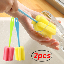 Cup-Sponge-Brush Gadgets Glass-Cup Cleaning-Tool Wineglass-Bottle Washing Kitchen Tea