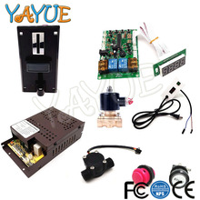 Diy-Kit Coin-Acceptor Volume-Controller Arcade-Button Power-Supply Water-Vending-Machine