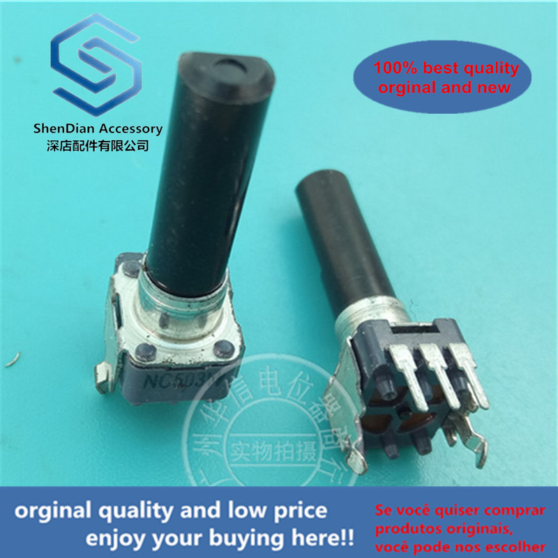 1pcs 100% New Wh20-470k-a 470ka 5cm WH20-470K-A 470KA Single Push Potentiometer