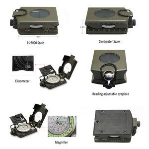 Image 4 - Camping piesze wycieczki przetrwania wody wojskowy kompas Camping piesze wycieczki kompas geologiczne kompas cyfrowy kompas Camping nawigacji