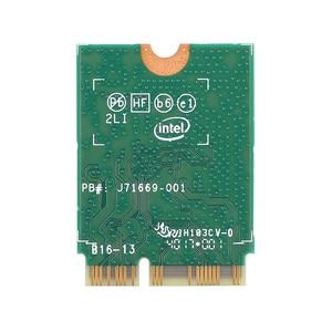 Image 3 - Tốc Độ Không Dây 433 Mbps AC 2 Băng Tần Wifi Adapter Thẻ Cho Intel 9462NGW NGFF M.2 Phím E Với Bluetooth 5.0 ăng Ten Cho Win10 Máy Tính Để Bàn