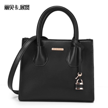 Customizable Processing WOMEN'S Leather Bags Single-shoulder Crossbody Bag Full-grain Leather Hand Square Sling Bag