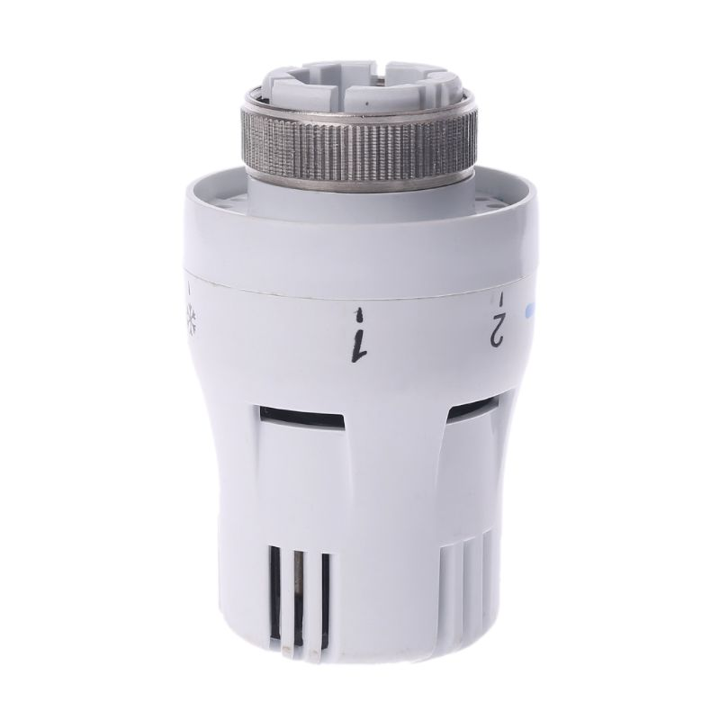 Thermostatic Radiator Valve Heating System Pneumatic Temperature Control Valves Remote Controller Radiator Valve Head