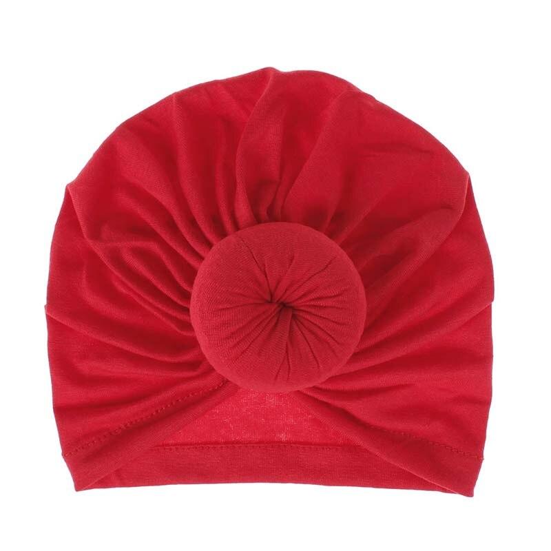Женская шапка тюрбан в богемном стиле трикотажный топ с бантиком
