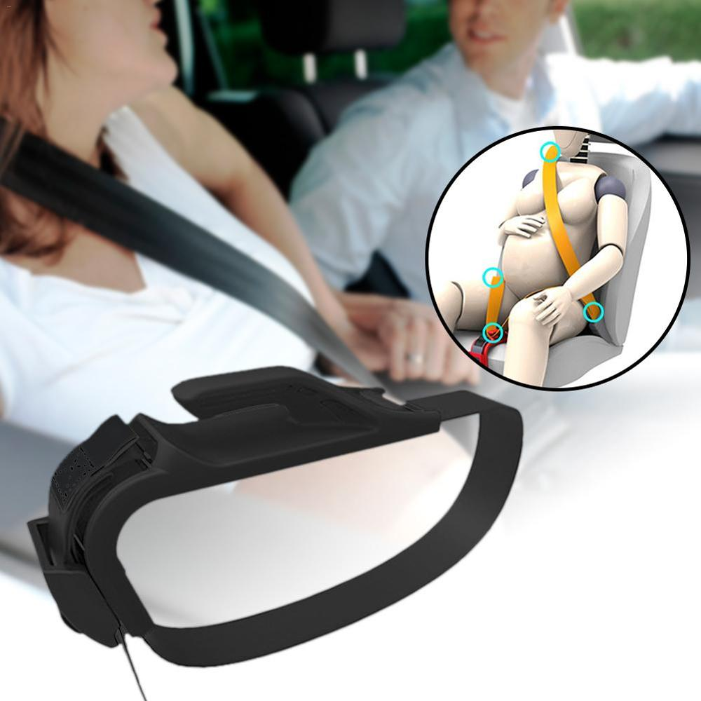Universal Pregnant Car Seat Belt Driving Safety Comfortable Protection Cover Adjust Belt For Pregnant Women Belly Car Accessorie