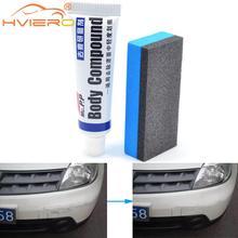 Автомобильный Стайлинг, набор для ремонта восковых царапин, автомобильный корпус, смесь MC308, полировальная шлифовальная паста, чистящее сре...