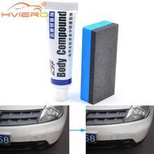 Samochód wosk do włosów usuwanie zarysowań zestaw zawieszenie związek MC308 do polerowania szlifowania pasty do czyszczenia lakieru pasty do polerowania zestaw do pielęgnacji Auto to naprawić
