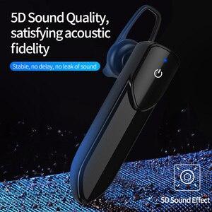 Image 3 - KEBIDU V19 Bluetooth Drahtlose Kopfhörer Mit Mic Freihändiger Kopfhörer Kopfhörer Sport Wasserdichte Drahtlose Bluetooth 4,2 Kopfhörer