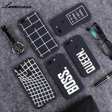 Lamocase Simple Black Matte Case For Oneplus