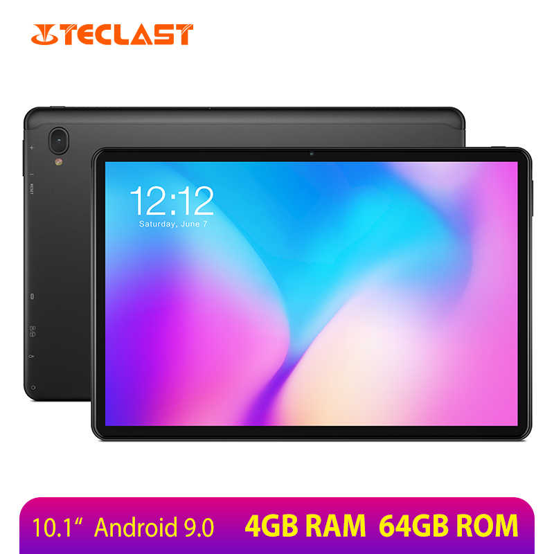 "Teclast T30 Andriod 9.0 4G Telefoontje Tablet 10.1 ""1920X1200 Mtk P70 4 Gb Ram 64 gb Rom 8000 Mah Tabletten Pc Dual Camera Gps Type-C"