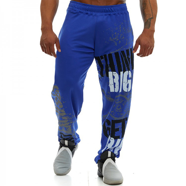Running Jogging Pants Cotton Soft Bodybuilding 6