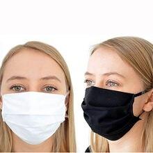 Máscara de rosto de máscara de máscara de rosto de máscara de máscara de máscara de rosto de reutilização de múltiplos propósitos respiráveis