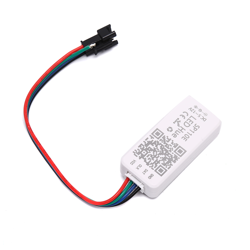 New DC5-12V SP110E Bluetooth LED Controller For Led Strip LED Controller 5.4cm*2.4cm*1.3cm