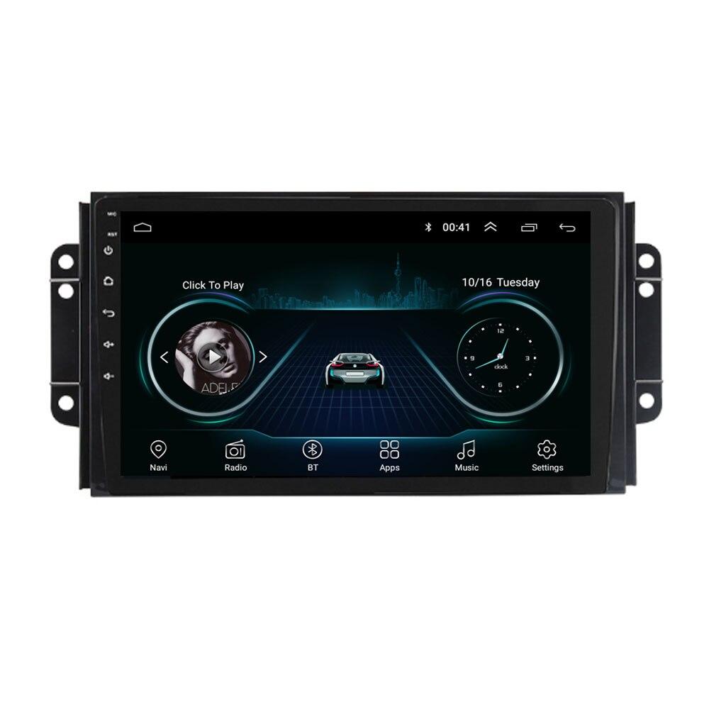 4G LTE Android 10.1 For Chery Tiggo 3X tiggo 2 3 Multimedia Stereo Car DVD Player Navigation GPS Radio(China)