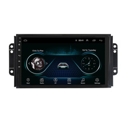 4G LTE  Android 10.1 For Chery Tiggo 3X tiggo 2 3 Multimedia Stereo Car DVD Player Navigation GPS Radio
