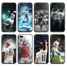 цена на Wales football athlete Gareth Bale cell cover black Phone case For Xiaomi Redmi Mi Note 3 5 6 8 9 A1 2 Max3 Mix2 X SE Lite Pro