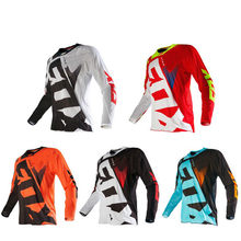 Fox Jersey Enduro Motocross Ciclismo Hombre Maillot Ciclismo Mountain Bike Clothing Mtb Shirt Ropa De Deporte Cycling Jersey