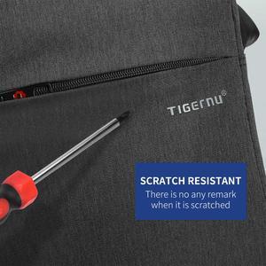 Image 4 - Tigernu Brand Women Shoulder Bag  High Quality Waterproof Shoulder Bags For Women Business Travel Crossbody Bag