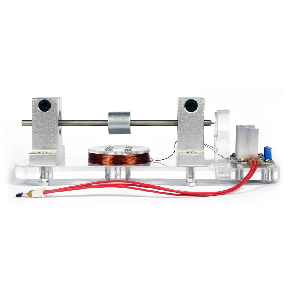 12V dc motor mini Hall motor Scientific toy High speed magnetic levitation Simple model set DIY toys