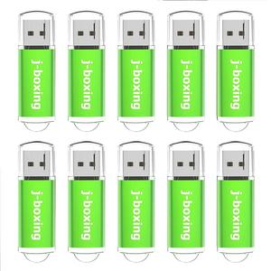 Image 5 - J boxing 10PCS USB Flash Drive 512MB 256MB 128MB 64MB Small Capacity Memory Stick Jump Drive Pen Drives for Desktop Multi colors
