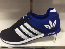 Adidas fashion running shoes light sports shoes large sports shoes leisure jogging comfortable walking shoes