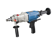 190mm Electric Drill Hand-held Three-speed Adjustable Diamond Drilling Machine